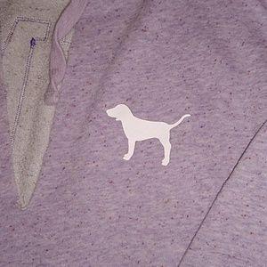PINK Victoria's Secret Tops - PINK sweatshirt